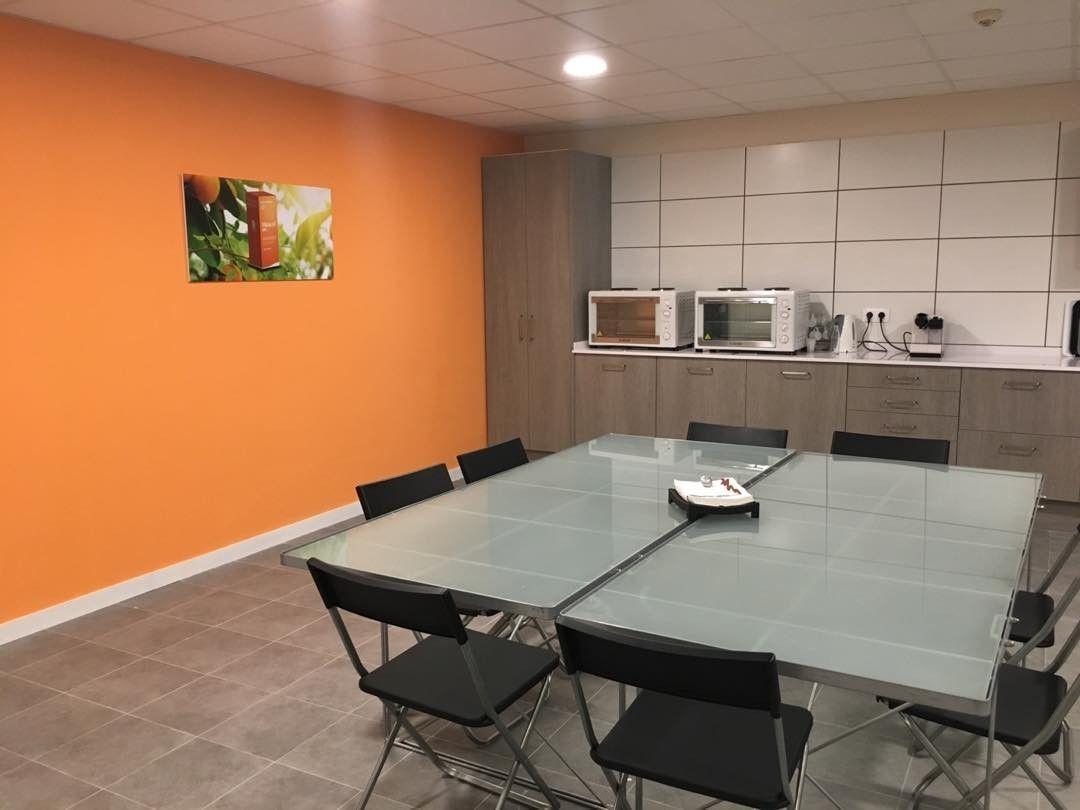 Consulta #Fengshui #cocina #comedor en la #empresa. Un lugar ...