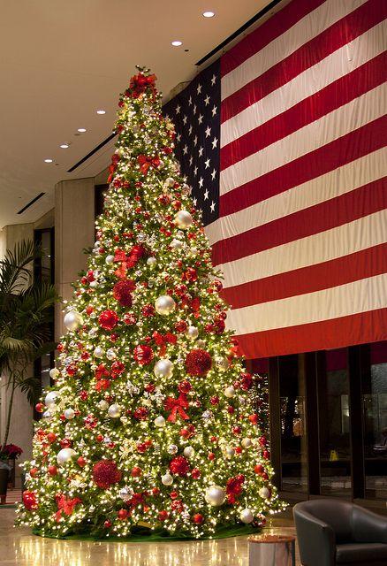 Merry Christmas America You Re A Grand Old Flag Christmas
