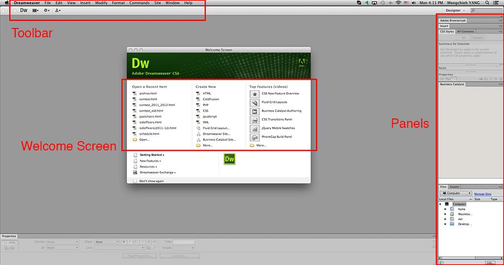 dreamweaver cs6 tutorial for beginners pdf
