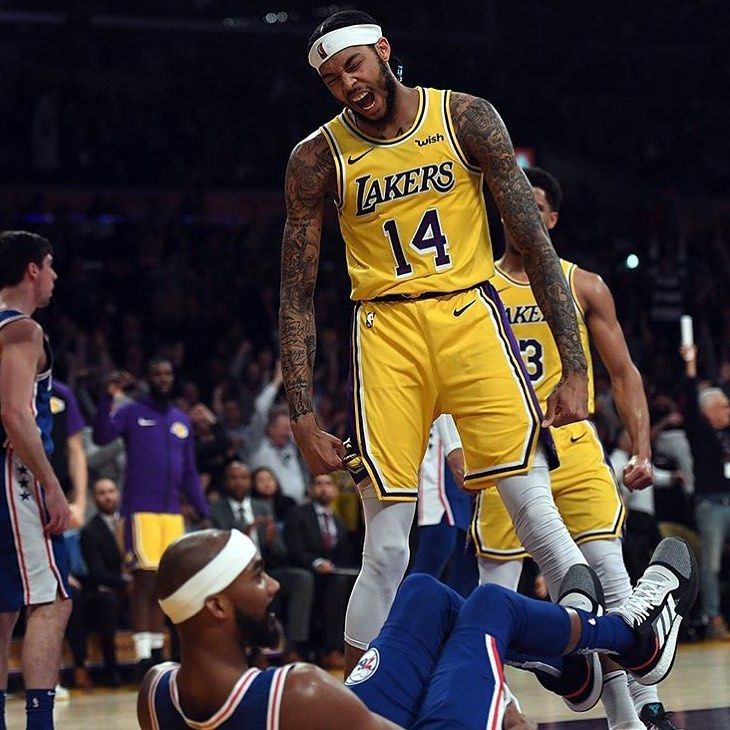 fanaticodelanba NBA/Basketball/Basket Brandon ingram