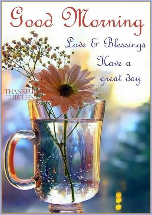 Good morning love blessings have a great day greetings good morning love blessings have a great day m4hsunfo