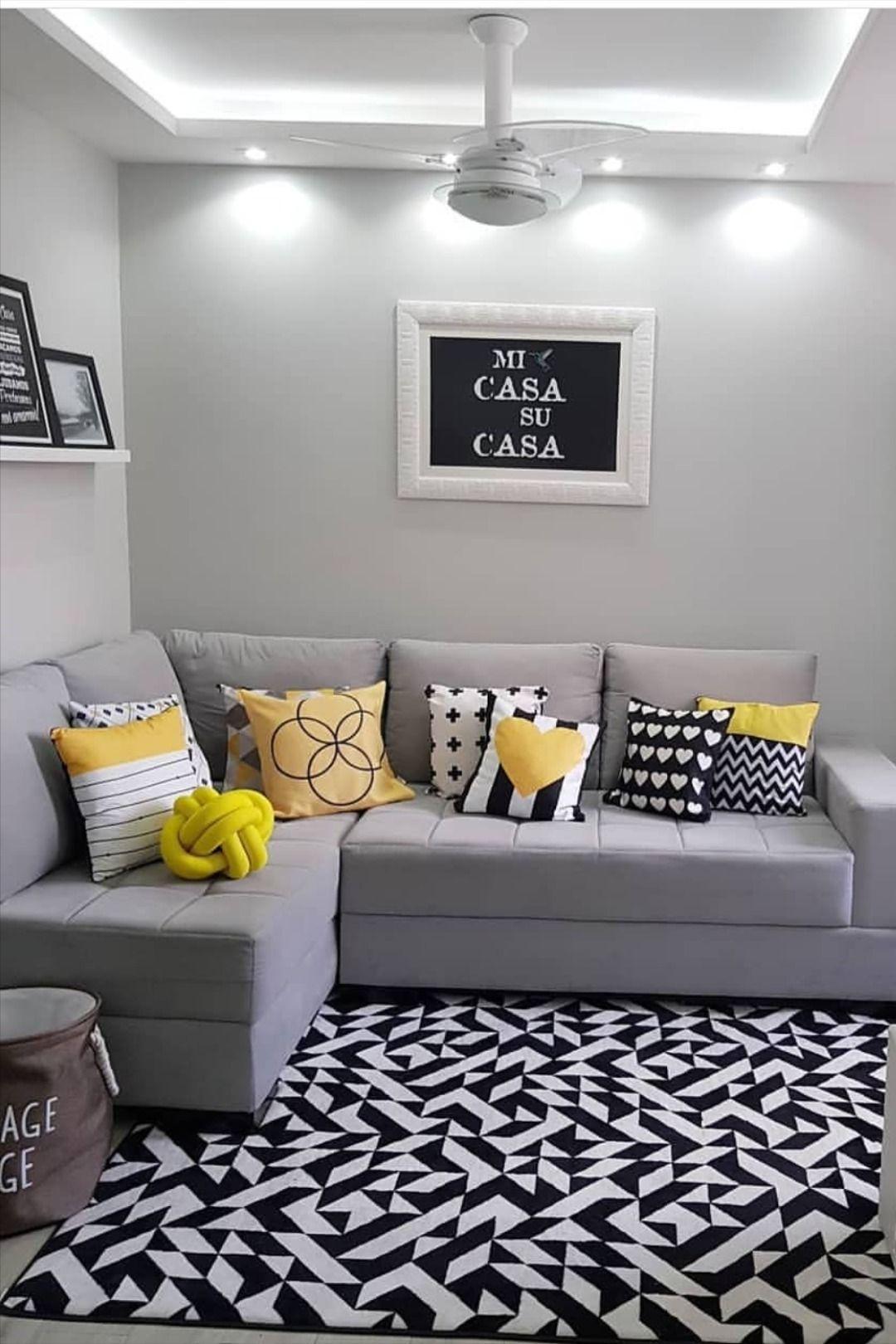 Photo of Sofá gris: 85 ideas para usar este mobiliario versátil en la decoración