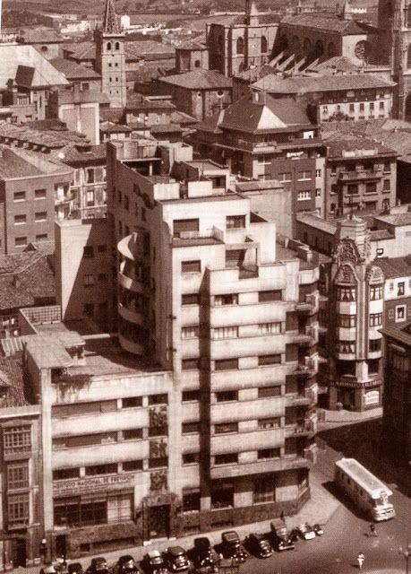 Palacete En Avenida De Galicia Oviedo Palacios Arquitectura