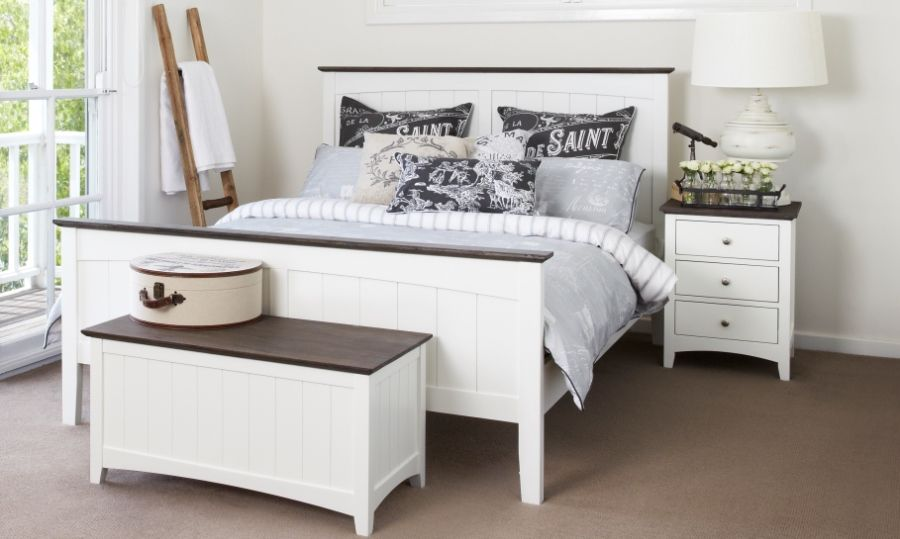 Jessica Queen Timber Bed   Bedshed. Jessica Queen Timber Bed   Bedshed   My new house      Pinterest