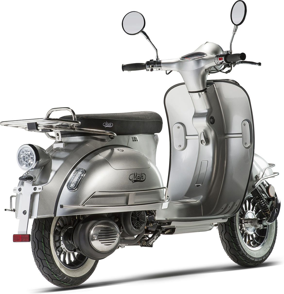 mash sixty 50 125 nouveau scooter r tro scooters and vespa. Black Bedroom Furniture Sets. Home Design Ideas