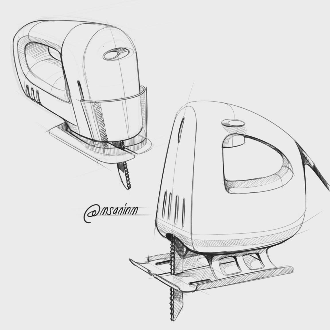Product Design Sketches 2016 On Behance Sketch