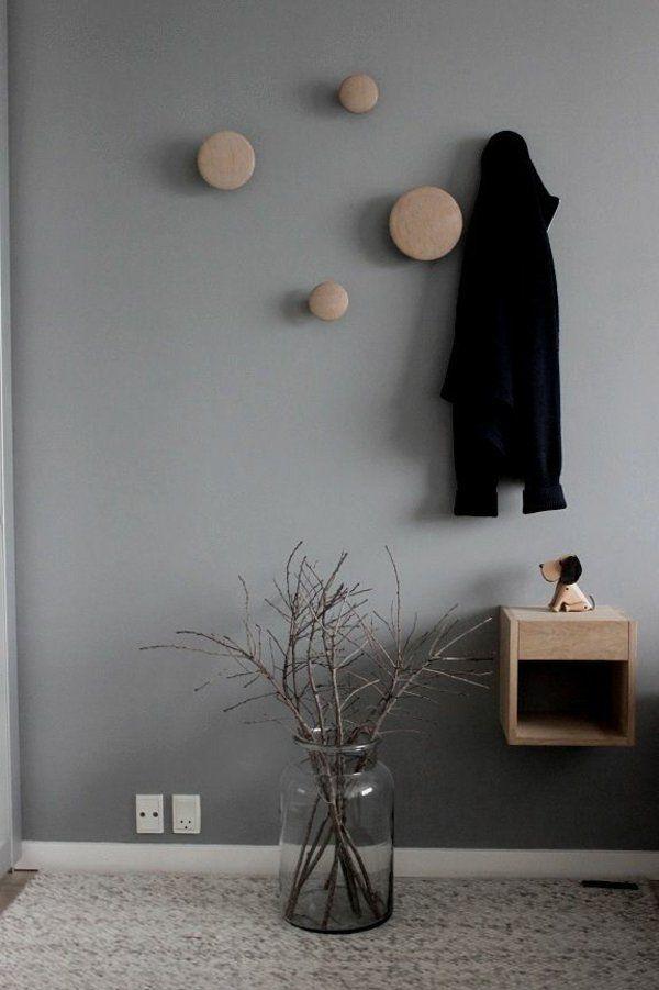 Skandinavische Möbel verleihen jedem Ambiente ein modernes Flair #hallway