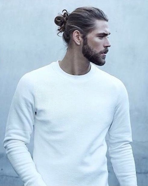Pin By Ethan Riley On H A I R Cool Hairstyles For Men Long Hair Styles Men Man Bun Hairstyles