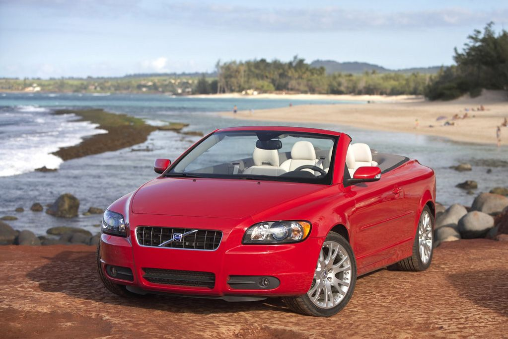 My Red, Safe but fun, Volvo, hard-top convertible | Cars ...