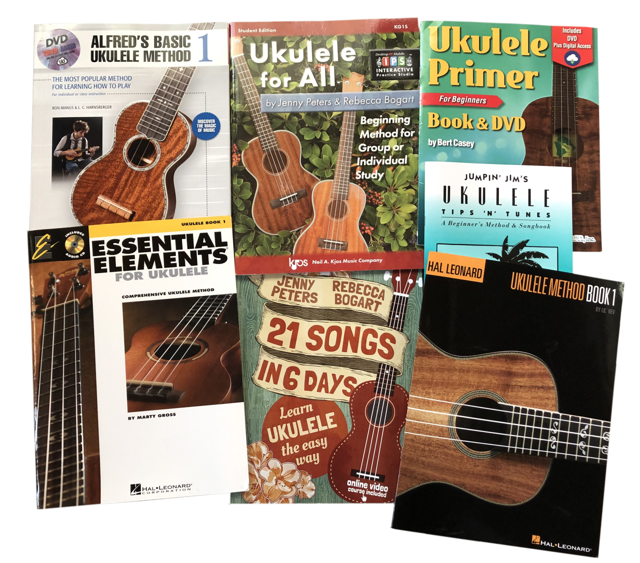 Beginning Ukulele Book Reviews Check out all these great