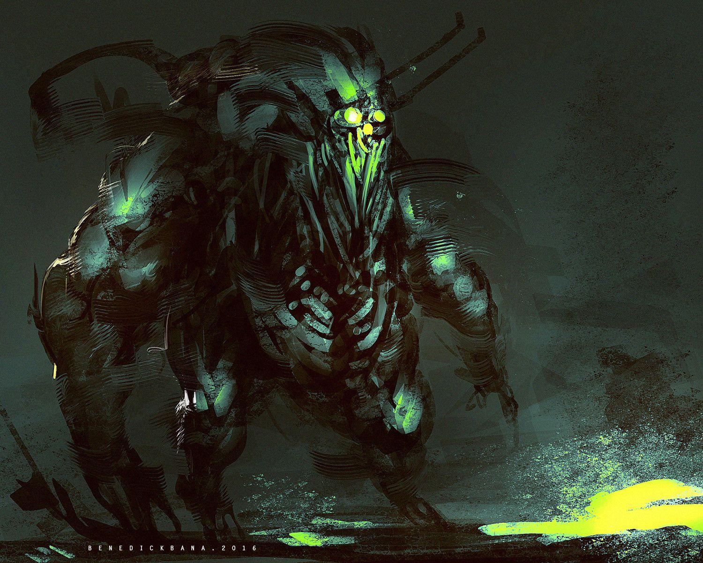 ArtStation - Plague, Benedick Bana