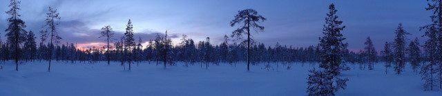 Luosto, Lapland, Finland