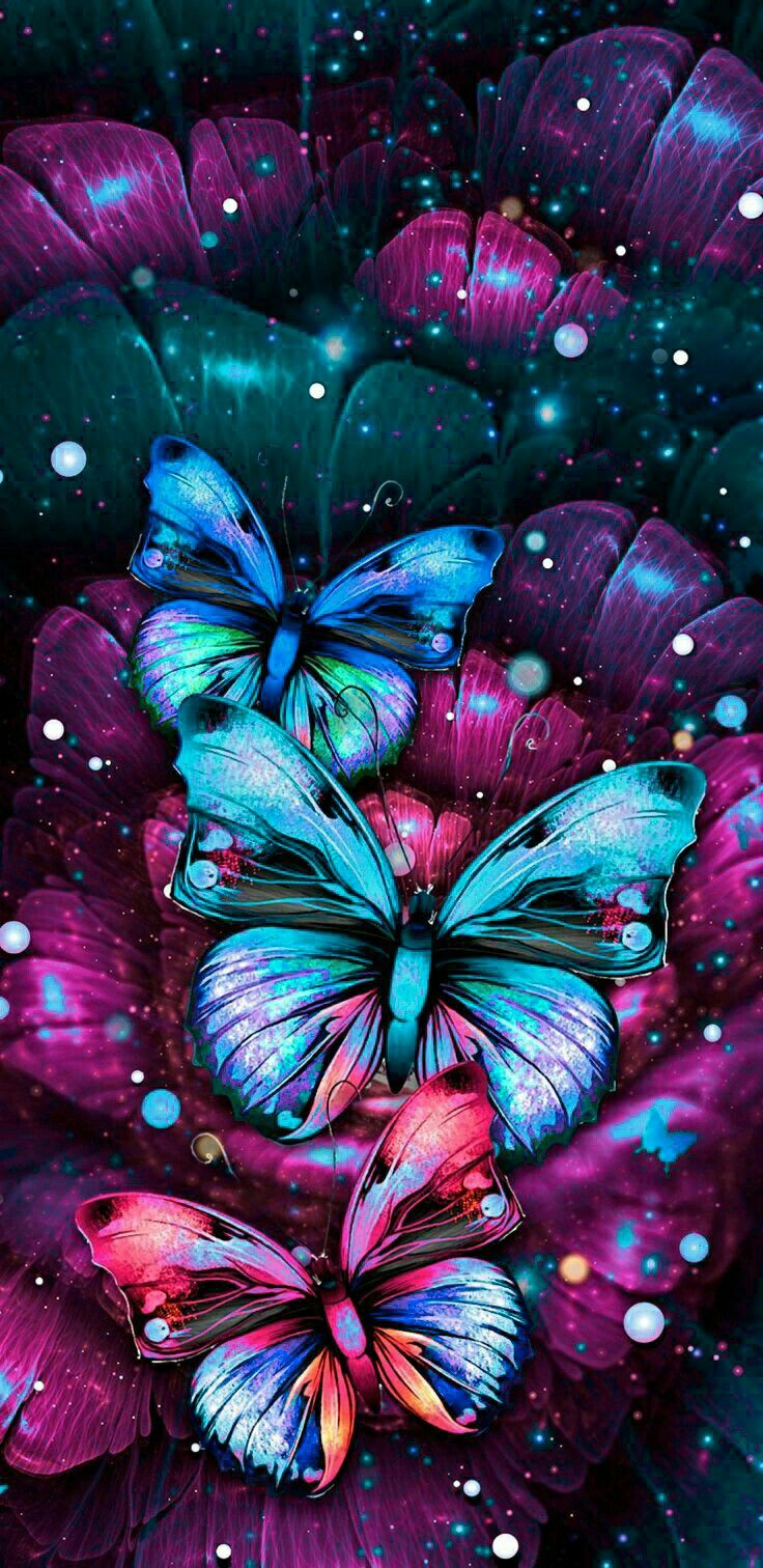 Pin by Vanessa on Butterflay Wallpaper   Butterfly ...