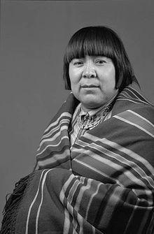 5/10- Happy Birthday, Tonita Peña, Pueblo artist, painter, 1893-1949.