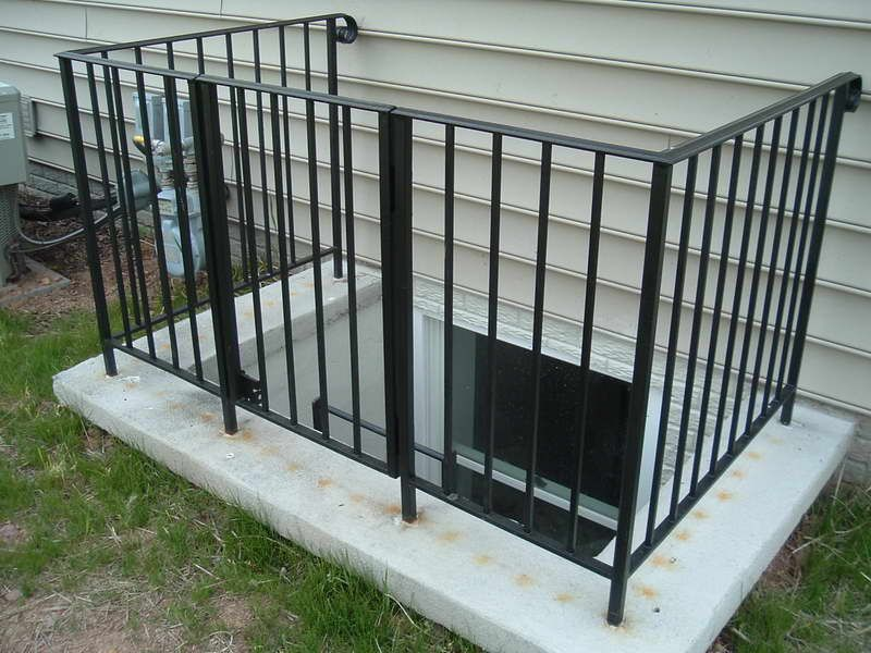egress window cover basement with wrought iron gate black requirements iowa covers lowes