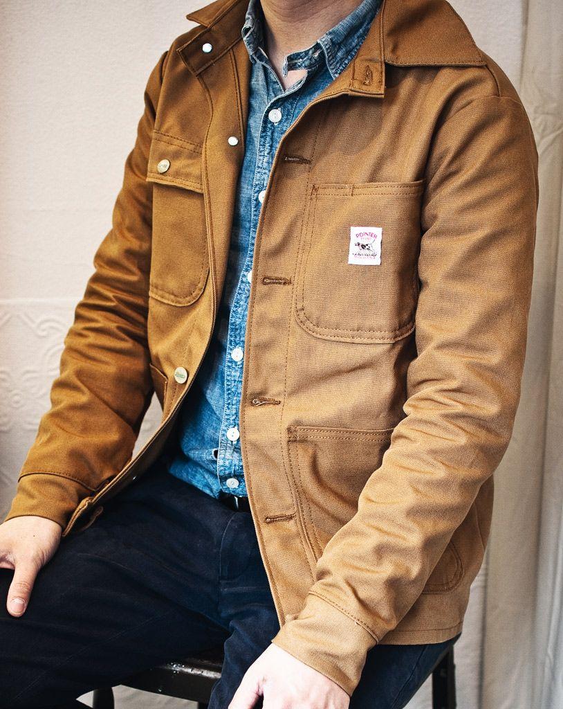 Department Seventeen Mens Outfits Carhartt Jacket Menswear [ 1024 x 814 Pixel ]