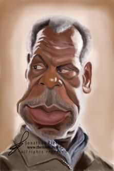 Danny Glover by TheInk_Dr on Wittygraphy