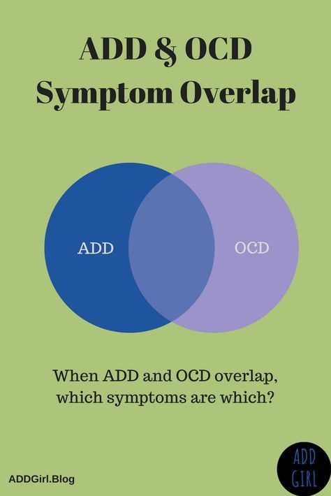 ocd symptoms Adult