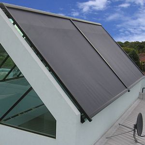 Issey Glass Roof Awnings For Skylight Block Sun And Heat In Wa