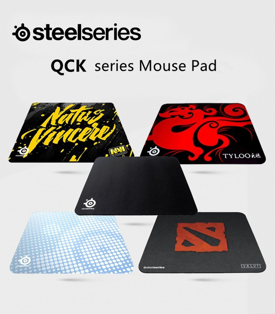 Original Steelseries Qck Gaming Mouse Pad Qck Mass Heavy Xxl Limited Mouse Pad Cf Csgo Mouse Pad Steelseries Pad
