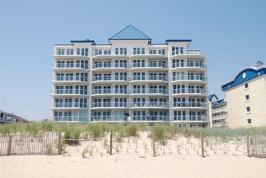 The Meridian 303e Beach Rentals Ocean City Maryland Ocean City Md
