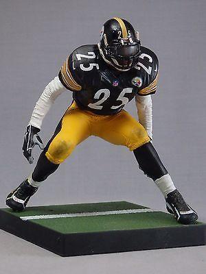 info for 172a0 d1824 ARTIE BURNS custom Mcfarlane figure Pittsburgh Steelers ...