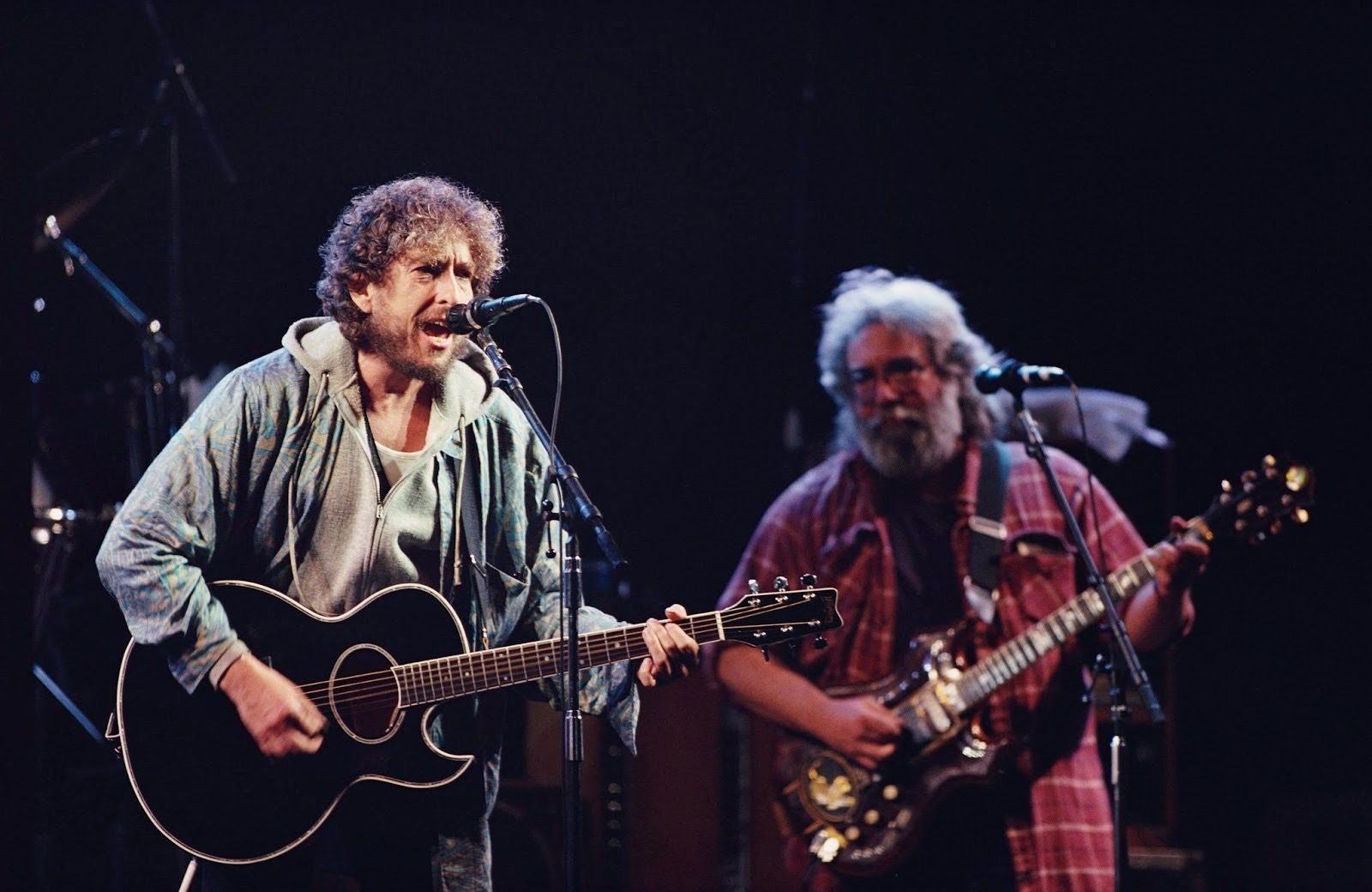 Bob And Jerry Bob Dylan Dylan Jerry Garcia