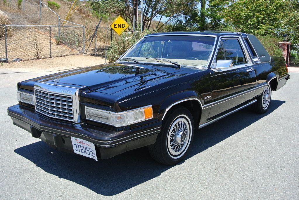 FORD Thunderbird - 1980, 1981, 1982 - autoevolution