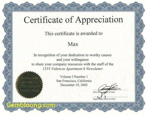 Best Employee Award Certificate Templates 5 Templates With Reg In 2021 Certificate Of Appreciation Employee Awards Certificates Certificate Of Recognition Template