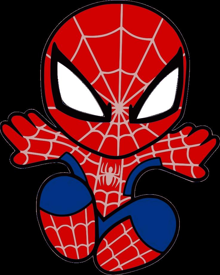 Baby Spiderman Svg : spiderman, Cricut