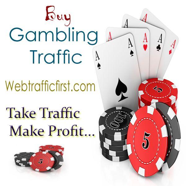 casino site traffic