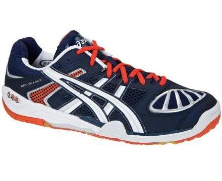 asics gel blade 3 squash shoes