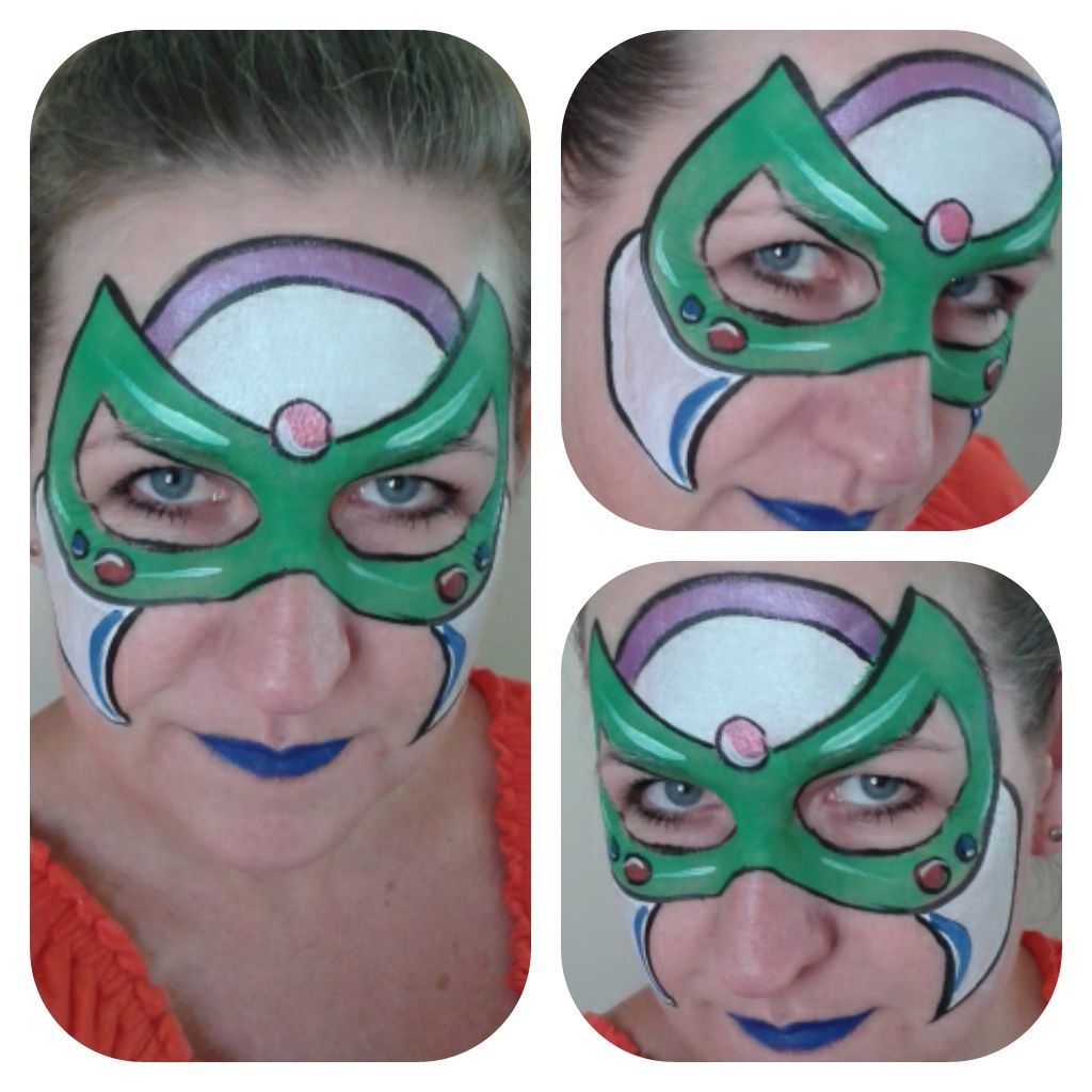 Buzz lightyear - Katryntjie\'s faceart   Face Painting - My art work ...