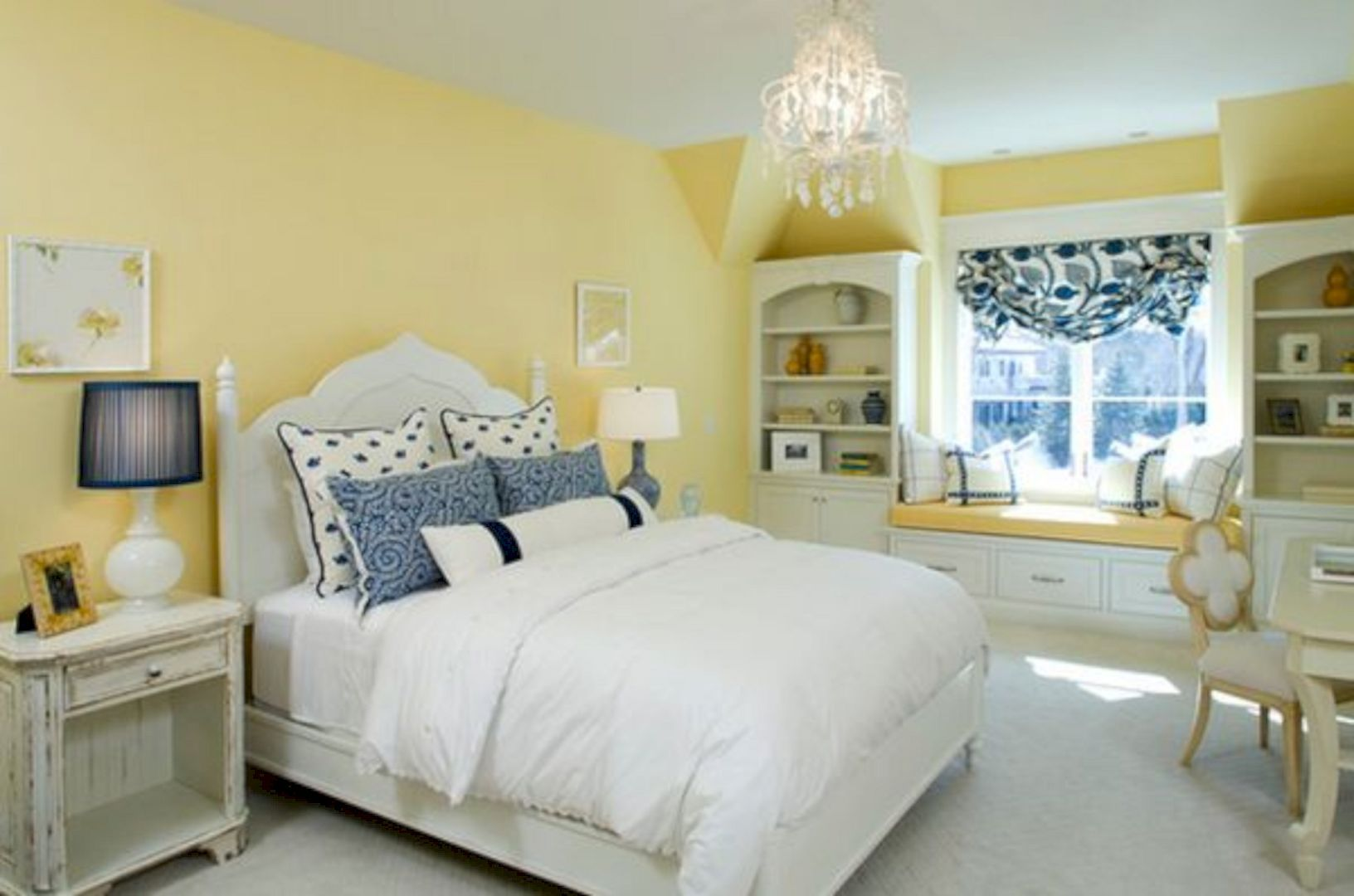 Macbook Pro 16- Model Designed Defy Limits Blue Bedroom Traditional