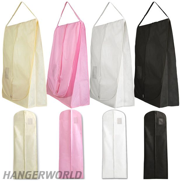 Travel Carry Cover for Wedding Dresses - 72 Inches