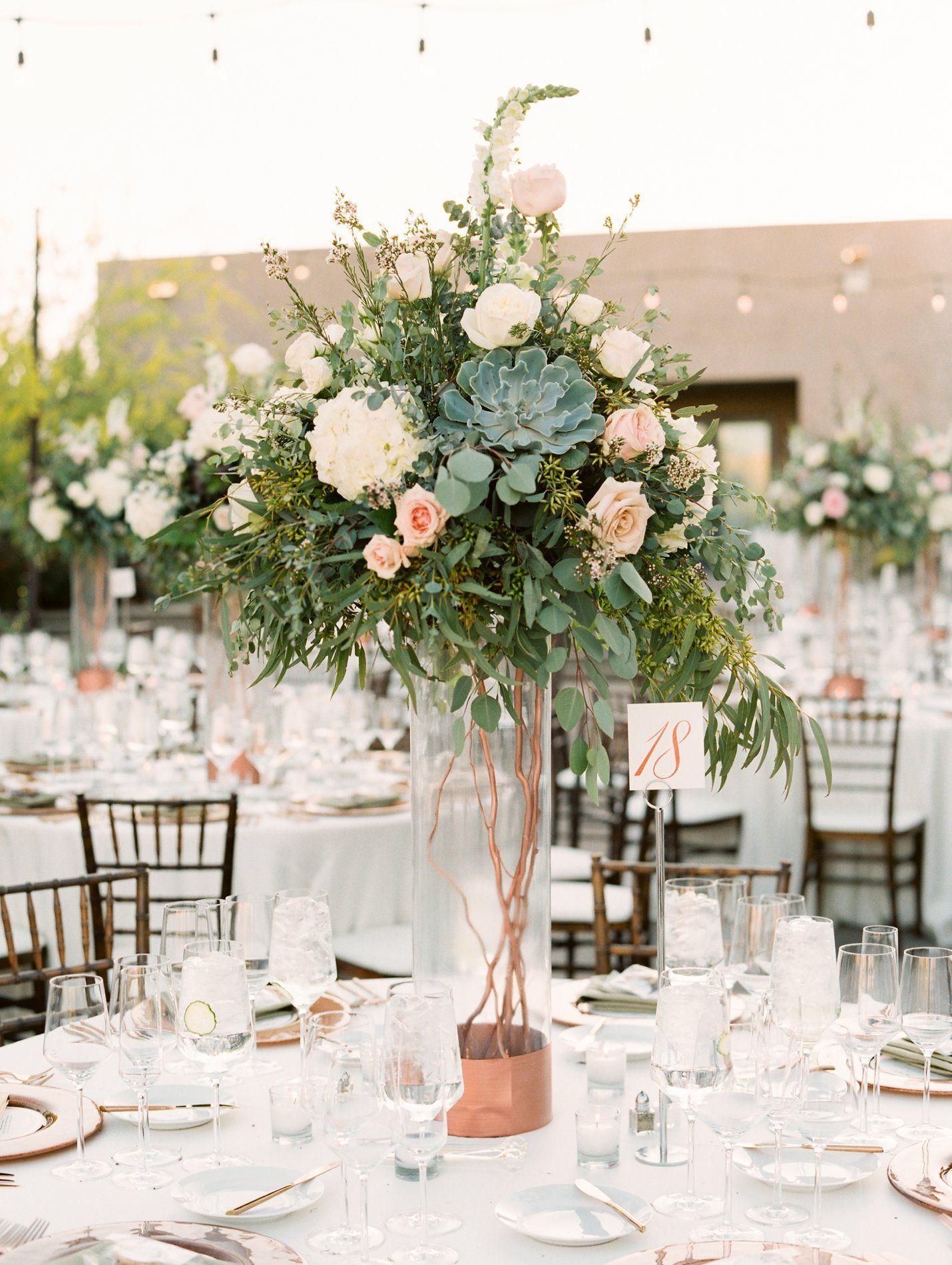 Desert Botanical Garden Wedding - Rachel Solomon Photography #botanicgarden