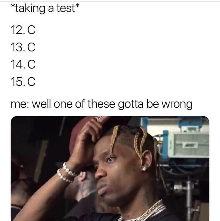 20 School Memes That'll Trigger Anyone Who's Ever Been A Student - Memebase - Funny Memes