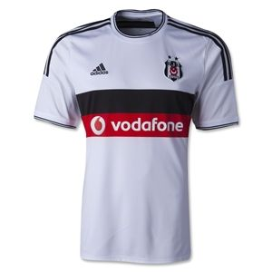 bfab1b112 Besiktas 14 15 Home Soccer Jersey - Sale price   49.99