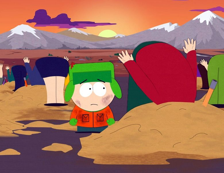 South Park, Head in the Sand
