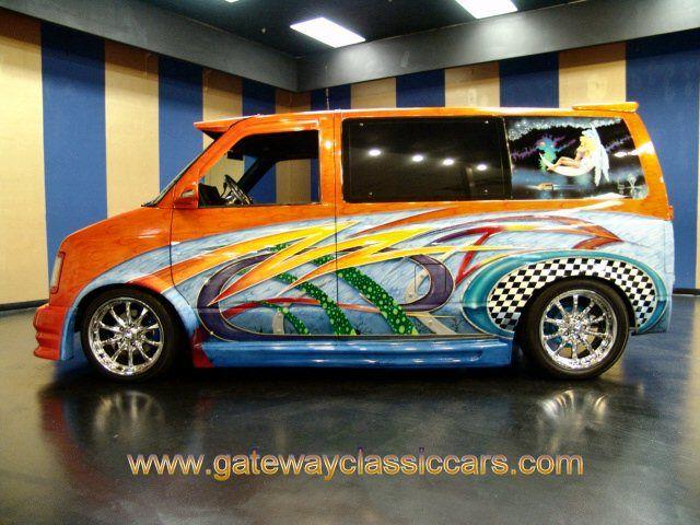 1986 Chevrolet Astro Van Stock 4482 Stl Chevrolet Astro Astro Van Chevy Astro Van