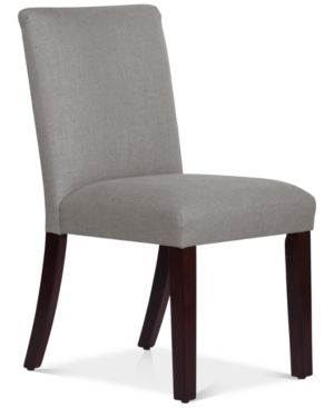 Preston Dining Chair, Quick Ship - Gray