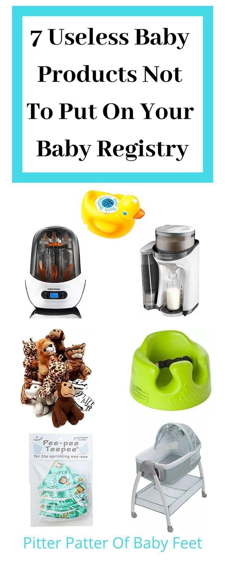 7 Useless Baby Products Not To Put On Your Baby Registry ...