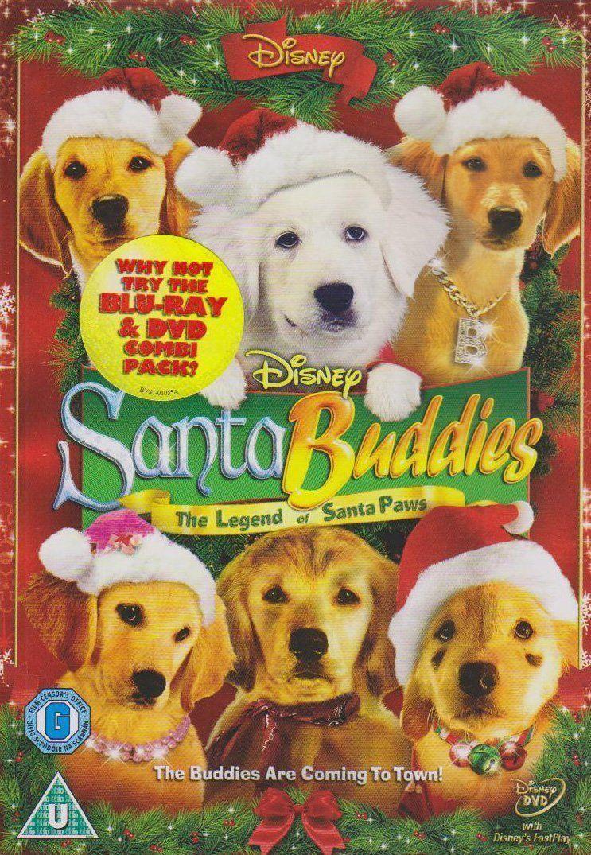 Santa Buddies Kids Christmas Movies Best Christmas Movies