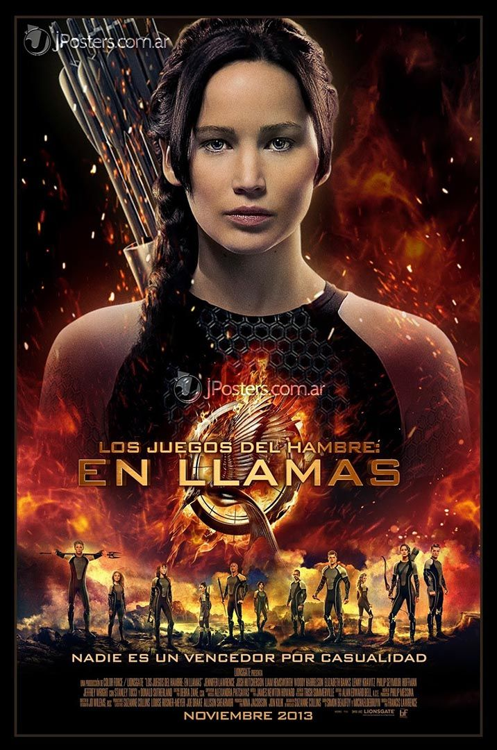 Hunger Game 2 Streaming : hunger, streaming, Hunger, Games, L'embrasement, Streaming, Games,, L'embrasement,, Affiche