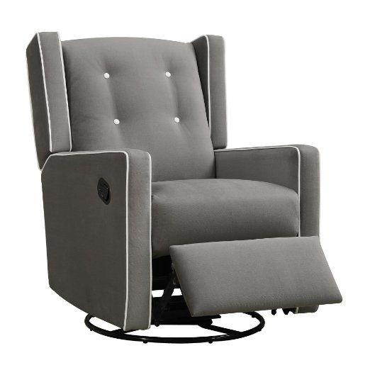 Sensational Purchased Dorel Living Baby Relax Mikayla Upholstered Evergreenethics Interior Chair Design Evergreenethicsorg