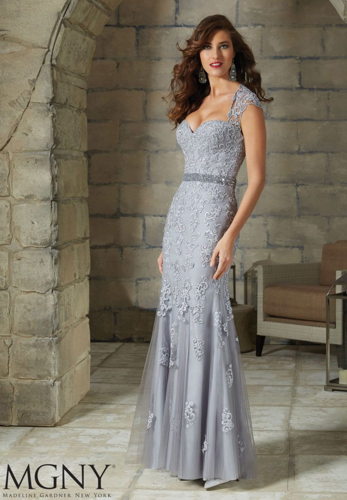 Winter New York Mother of the Bride Dresses