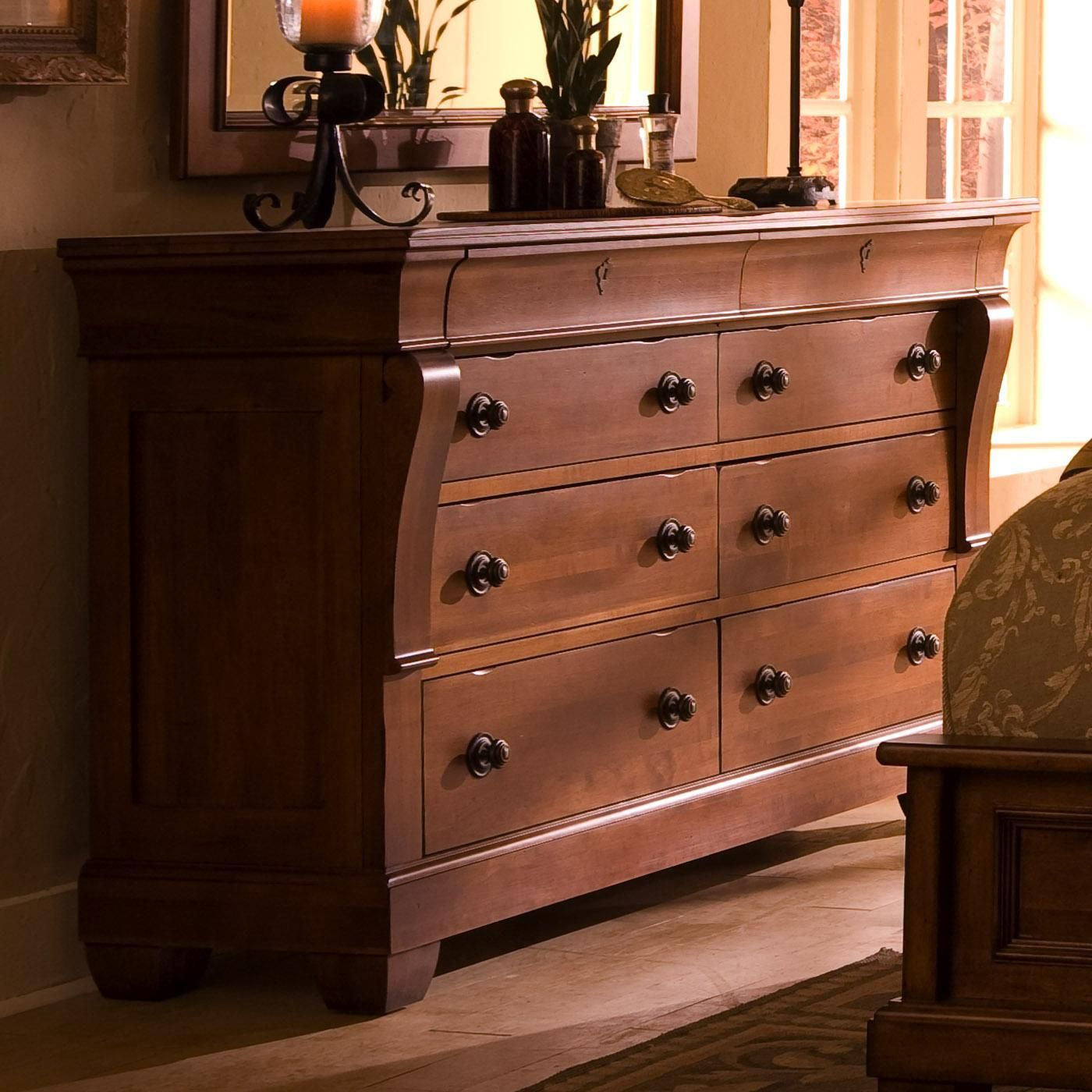 Exceptional Tuscano Dresser By Kincaid Furniture