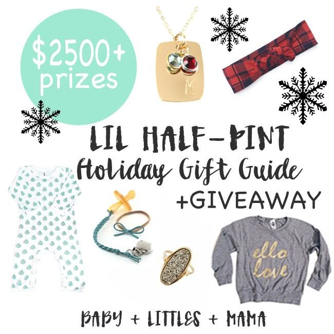Giveaway- Prizes Worth Over $2500 For Babes, Littles, and Mama