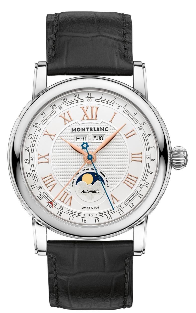 Timezone Industry News N E W M O D E L S Montblanc Star Roman Carpe Diem Special Editions