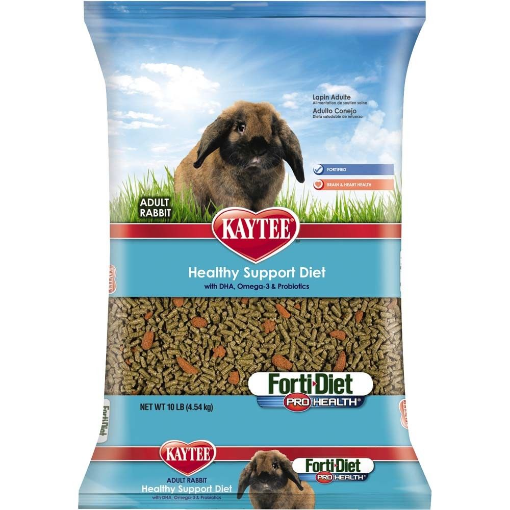 Kaytee Forti-Diet Pro Health Adult Rabbit 10lb